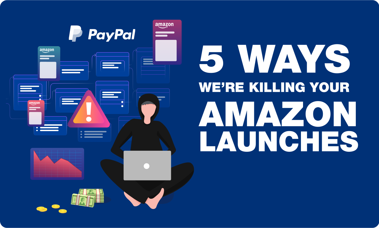 Scammers are killing amazon launches